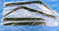 Дефлекторы окон (ветровики) на Ваз 2101,2106,2105,2107