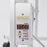 Обогреватель металлический Optilux P500НВ, фото 4