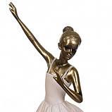 """Фигурка """"Балерина в стойке"""", 28 см, фото 3"""
