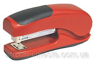 Степлер канцелярский NОRМА 4047 №24/6-№26/6 55 мм 25 л красный
