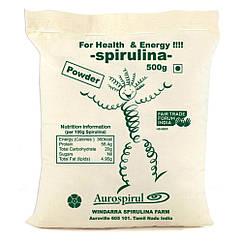 Спіруліна з Ауровиля (Spirulina, Aurospirul) 500 грам