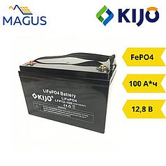 Акумуляторна батарея Kijo FePO4-12V100Ah 12,8 На 100 Ач