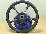 Рулевое колесо Pretech нержавейка 32 см серое, фото 4