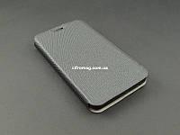 Чехол книжка для Lenovo A5000 черная