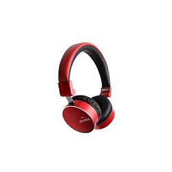 Беспроводные наушники Abodos AS-WH05 красные