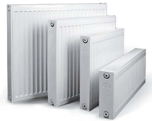 Радиатор стальной Sanica 11 тип 500/800 (Турция), фото 2