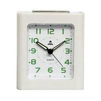 Часы настольные Fuda F0123A 93 x 80 x 40 мм с будильником и подсветкой