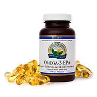 Омега-3 (ПНЖК) НСП Omega-3 EPA NSP (Натуральный рыбий жир), фото 1