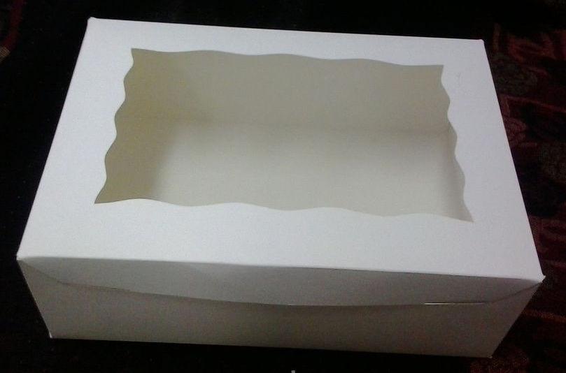 Коробка под пироженное