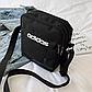 Мужская сумка мессенджер Adidas. Сумка через плечо/планшетник/барсетка, фото 2