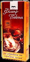 Фильтр пакет для чая L 100шт.