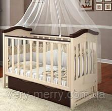 Дитяче ліжечко Angelo Lux - 4