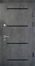 Двері PRESTIGE style loft 87 №20-30 бетон темний L