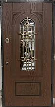 Двері CLASSIC 87 №20-64 полімер зод.дуб L