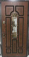 Двері CLASSIC 87 №20-65 полімер зод.дуб L