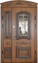 Двері АКЦІЙНІ 117 №31 ПВХ-90 L  (лиштва + ручка)