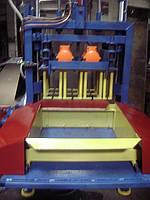 Гидравлический  вибрационный пресс ПГП-1500 для производства стенового камня