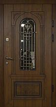 Двері Оптіма 87 малий.140АС ПВХ-90 R