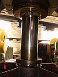 Пресс гидравлический ус. 100т, мод.  Д 2430 рабочий, подключен, фото 3