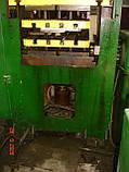 Пресс гидравлический ус. 100т, мод.  Д 2430 рабочий, подключен, фото 7