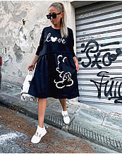 Платье женское Микки. Размеры-42-44, 46-48, 50-52, 54-56
