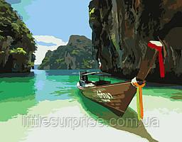 Картина по номерам 40*50 см Пхукет. Таиланд