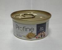 Профайн Кэт, морепродукты, 70гр, консервы для кошек