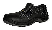 """Сандалии рабочие, 41 р., с металлическим носком, полуботинки Cemto """"PROFI-SM"""" (арт. 1341), фото 1"""