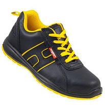 Кросівки 227 S1 з металевим носком, закритою п'ятою, антистатичні Urgent (POLAND)