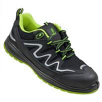 Взуття 224 S1 захисна з металевим носком, закритою п'ятою, антистатичні Urgent (POLAND)