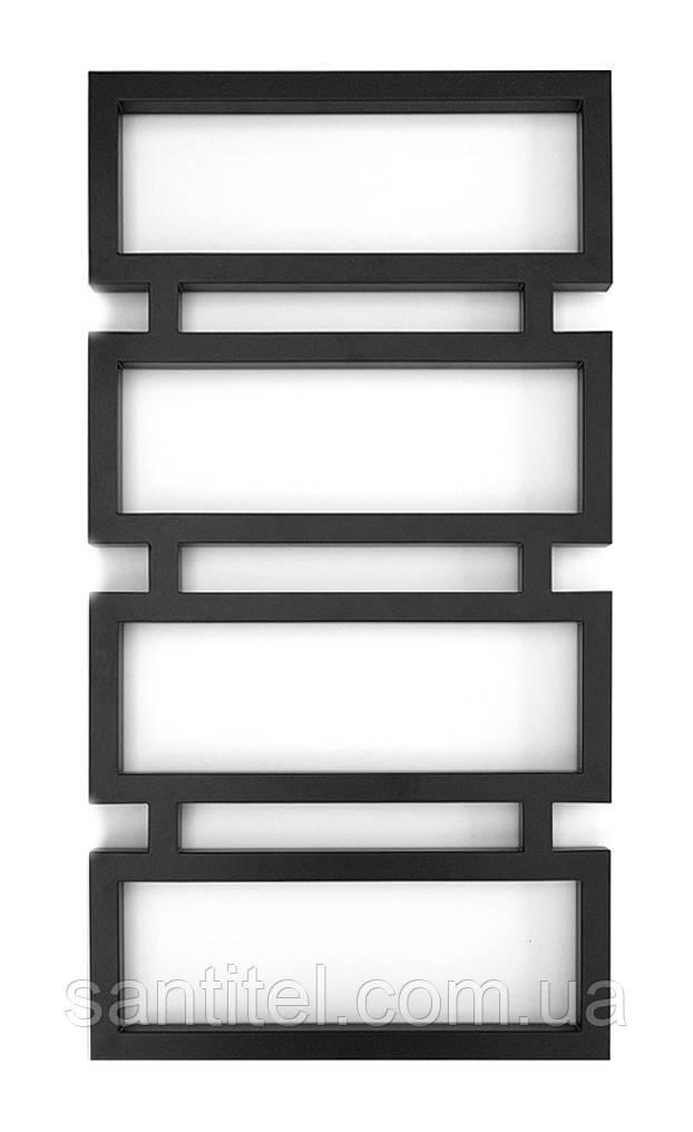 Полотенцесушитель Genesis-Aqua Quattro 100x53 см