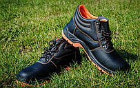 Ботинки 101 S1 с металлическим носком,антистатические. Urgent