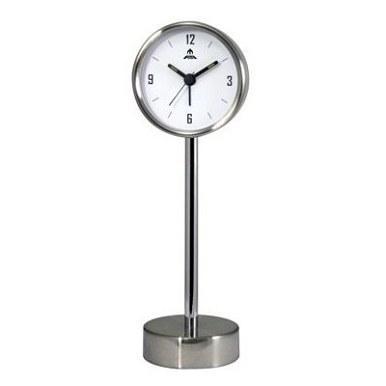 Часы настольные Fuda F3402 226 x 78 x 66 мм с будильником металлические
