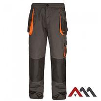 Робочі штани CLASSIC Spod. Pas сірого кольору