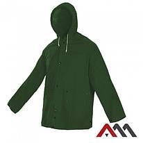 Дождезащитная куртка KPD green зеленого цвета. ARTMAS