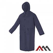 Плащ дождевик PPD Blue синего цвета. ARTMAS
