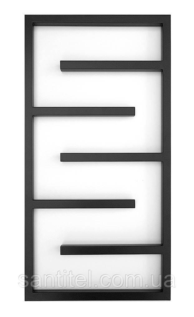 Електричний полотенцесушитель Genesis-Aqua Infinite 100x53 см