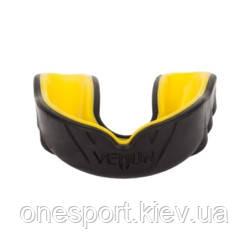 Капа VENUM Challenger Mouthguard взрослый чёрный/оранжевый (код 179-636600)