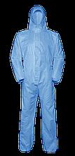 Комбінезон захисний LAMILAB-20, багаторазового використання. Категорія 3 (тип 5/6). EN 14126