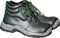Робоче взуття BRGRENLAND утеплена з метпідноском REIS Польща (спецвзуття зимова)