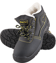 Зимние ботинки BRYES-TO-SB с металлическим подноском. REIS