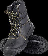 Берци робочі BRYES-TWO-S1 BY з металевим носком. REIS Польща