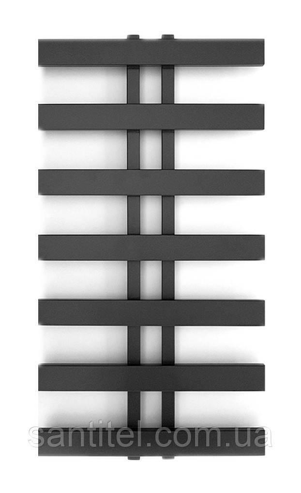 Электрический полотенцесушитель Genesis-Aqua Symmetry 80x53 см