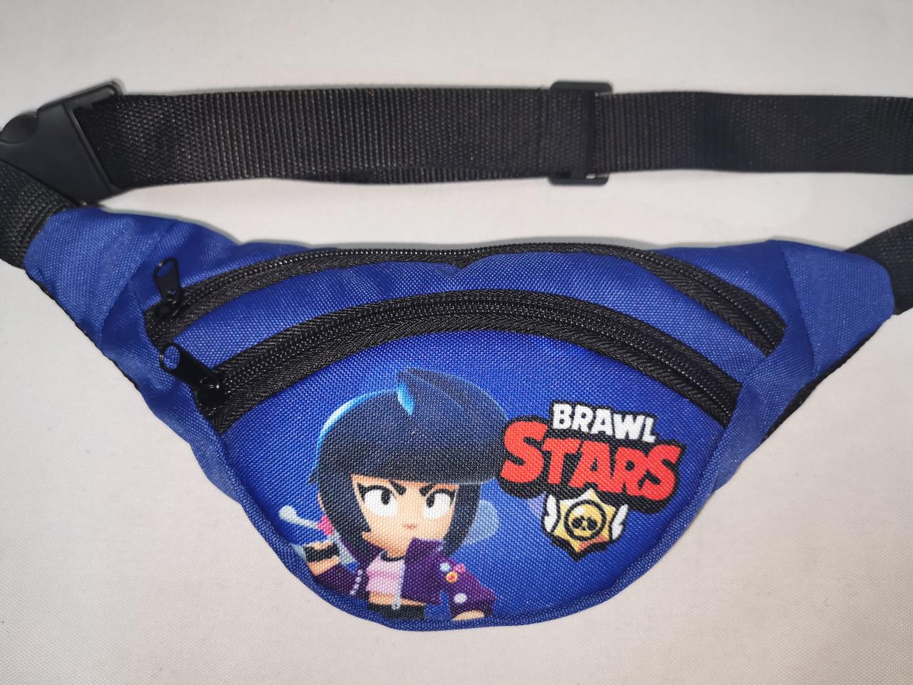Детская сумка на пояс STARS подростковые спортивные барсетки Девочка и мальчик Бананка опт