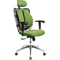 Офісне крісло GT Racer X-L13 Fabric Green