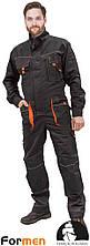 Професійна робоча одяг CLASSIC Kombinezon сірого кольору