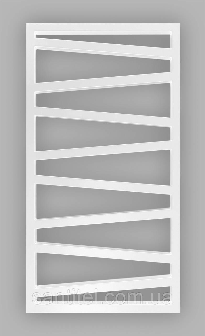 Полотенцесушитель Genesis-Aqua Genesis 80x53 см, білий