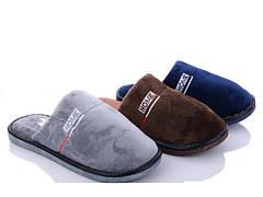 Мужские тапки тапочки комнатные для дома 40-44р favorite shoes home DF2