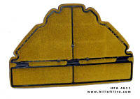 Фильтр воздушный HIFLO HFA 4611