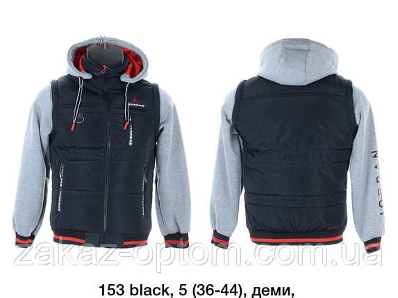 Куртка чоловіча вітровка норма (48-56) Україна оптом -59441, фото 2